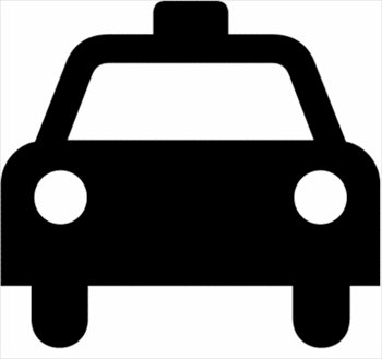 Free taxi ClipartTaxi Clipart