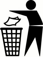 trashcan-dont-pollute
