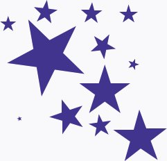Clip Art Star Clip Art Free free stars clipart graphics images and photos splash of stars