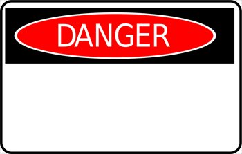 free danger sign clipart free clipart graphics images and photos rh freeclipartnow com  clipart warning sign