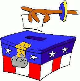 Clip Art Political Clipart free politics clipart graphics images and photos ballot box 2