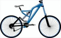 blue-bicycle
