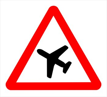 airplane-sign