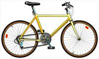 bicycle-yellow