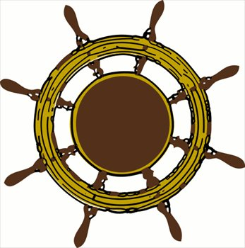 Free ships-wheel Clipart - Free Clipart Graphics, Images and Photos. Public Domain Clipart.