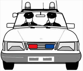 Free Police Car Clipart Free Clipart Graphics Images And Photos