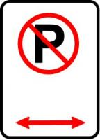 sign-no-parking-zone