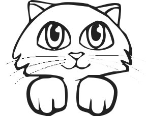 Free cat-08 Clipart - Free Clipart Graphics, Images and Photos ...