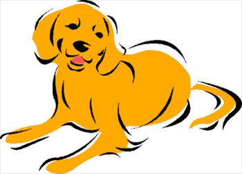 Free lab-golden Clipart - Free Clipart Graphics, Images and Photos. Public Domain Clipart.