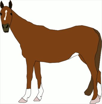 Clip Art Horse Clip Art Free free horses clipart graphics images and photos horse 18