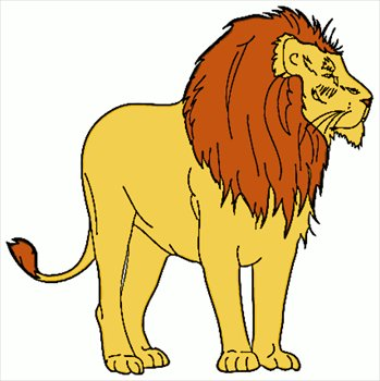Clip Art Lions Clipart free lions clipart graphics images and photos lion 1