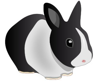 Free friendly rabbit clipart free clipart graphics images and
