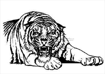 Free Tiger Mad Clipart Free Clipart Graphics Images And